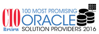 Top 100 Oracle Solution Companies - 2016