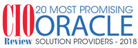 Top 20 Oracle Solution Companies - 2018