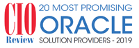 Top 20 Oracle Solution Companies - 2019