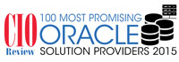 Top 100 Oracle Solution Companies - 2015
